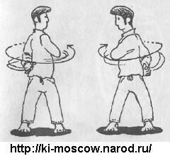 """1 - Последовательность упражнений Ки Тайсо - Джузеппе Раглионе """"Ки-Айкидо. Путь объединения сознания и тела"""""""