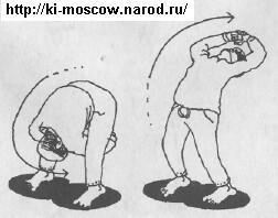 """3 - Последовательность упражнений Ки Тайсо - Джузеппе Раглионе """"Ки-Айкидо. Путь объединения сознания и тела"""""""