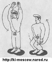 """7 - Последовательность упражнений Ки Тайсо - Джузеппе Раглионе """"Ки-Айкидо. Путь объединения сознания и тела"""""""