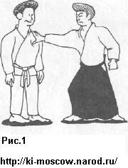 """Рис. 1 - Джузеппе Раглионе """"Ки-Айкидо. Путь объединения сознания и тела"""" -  Принципы Ки и Ки-Айкидо"""